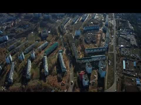 Усть-Илимск. Старый город 2019г
