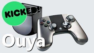 Kicked! - Ouya