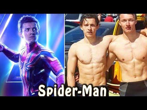 Tom Holland | Spider-Man ★ Workout | Diet And Body Transformation