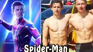 Tom Holland | Spider-Man ★ Workout | Diet And Body Transformation