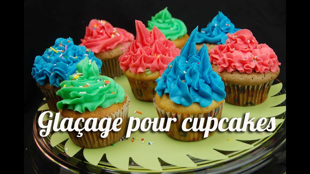 Recette de glacage pour cupcakes youtube - Recette de cupcake facile ...
