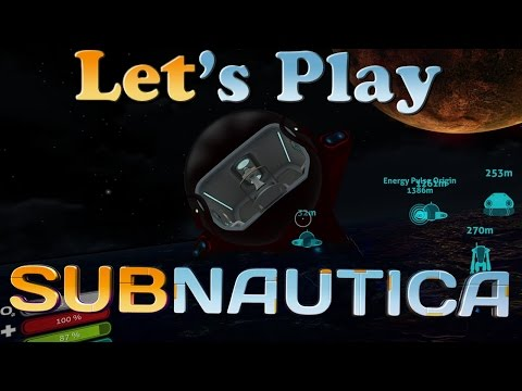 Beached Cyclops, Glitches, and the Grand Reef!! Let's Play Subnautica!! Ep12