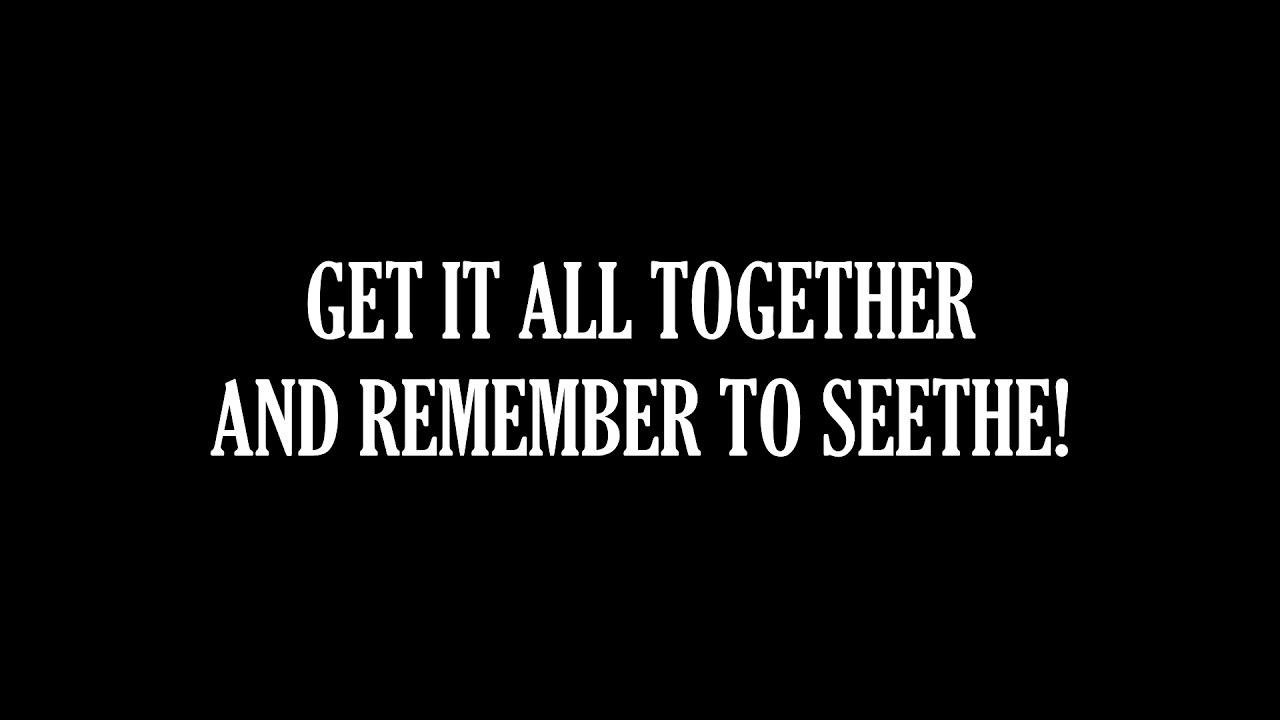 Slipknot - All Out Life - HQ - Lyrics