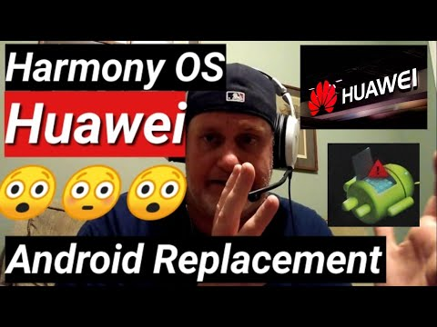HUAWEI Harmony OS IS HERE! (Mate 30 Pro, Huawei Developer Conference)