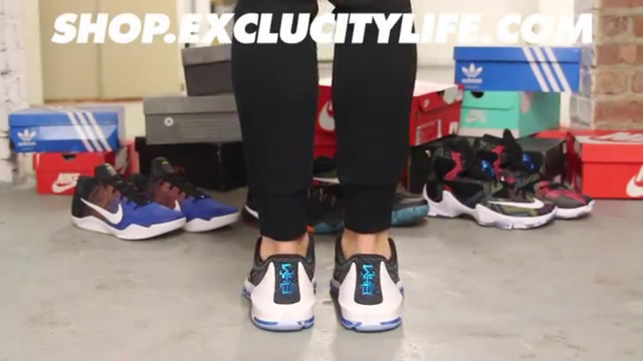 new style 8c893 643f5 KD 8 BHM On-feet Video at Exclucity