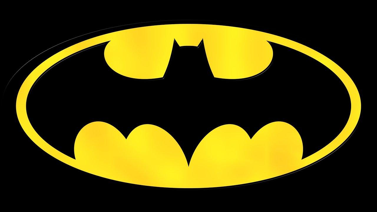 фото значок бэтмен