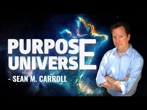 Purpose and the Universe : Sean M. Carroll