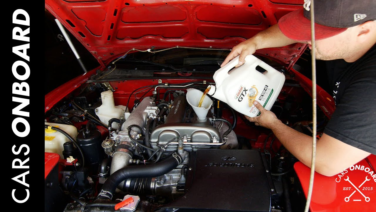 hight resolution of miata oil change tricks tips project miata ep010