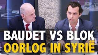 Baudet vs Blok: tijd voor realistische koers ten opzichte van Syrië