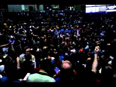 Eurodollar Trading At Chicago Mercantile Exchange