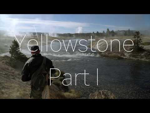 Part I Yellowstone Fall Fly Fishing