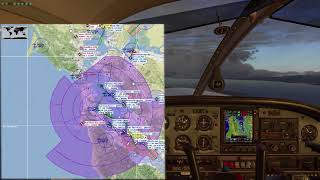Xplane 11 - World Traffic 3 - fixing stutters/pauses - 4K
