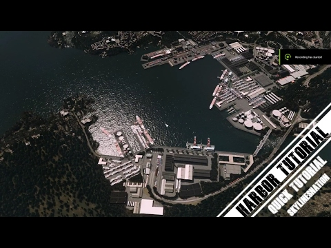 Cities:Skylines -EP4- Basic Harbor Tutorial