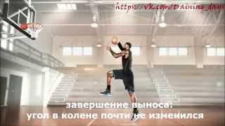 Вертикальный Прыжок с одной ноги - детальный анализ (feat. Zach LaVine, LeBron James, James White)
