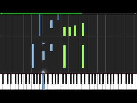 Far Horizons - The Elder Scrolls 5: Skyrim [Piano Tutorial] // Torby Brand