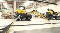 Wacker Neuson Produktionswerk Linz (Österreich)