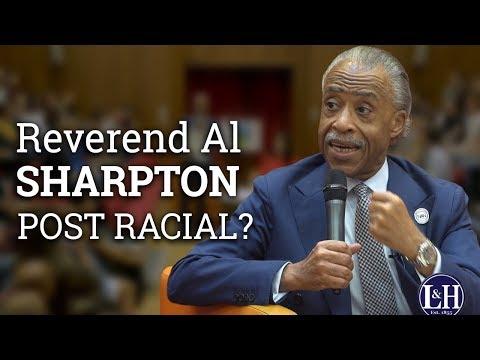 Reverend Al Sharpton: Was Trump
