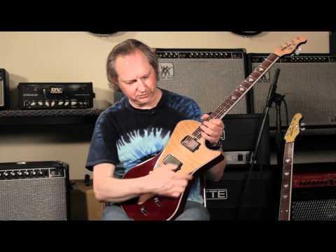 Music Man Neck Through Guitar Design 02