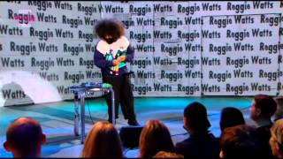 Reggie Watts on Russell Howard's Good News