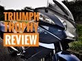 2016 Triumph Trophy Review