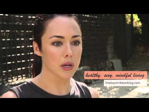 Lindsey McKeon Talks Healthy Sexy Mindful Living
