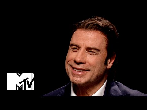 John Travolta Painted A Monet For 'The Forger' | MTV News