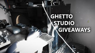 Ghetto Studio: Rules, Entries, and Giveaways