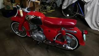1965 Honda Dream  (CA77)