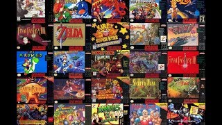 Super NT + SD2SNES Live Show! We play viewer requests!