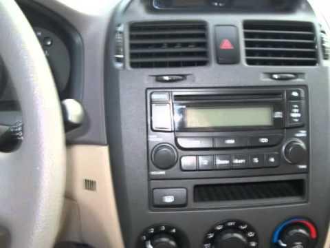 Perfect 2006 KIA Spectra 4dr Sdn EX Auto