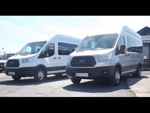 2016 Ford Transit Trend T460 Minibuses
