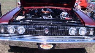 1967 Dodge Charger Red GarlitsOcala110412