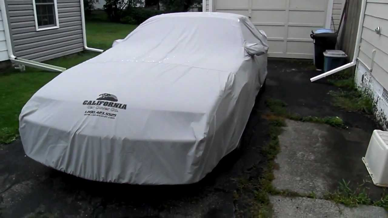 Platinum Car Cover Review