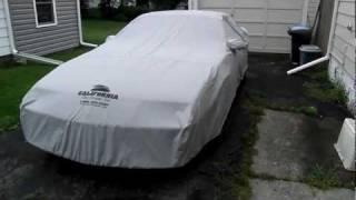 California Car Cover Superweave Review - 86 Camaro