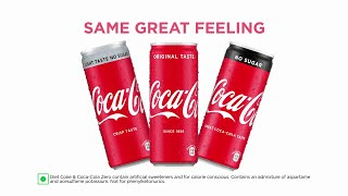 Coca-Cola - Three Variants, One Brand