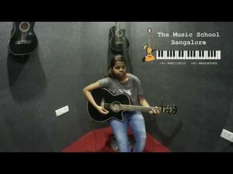 Ananya Prasad - Kill'em with kindness - The Music School Bangalore