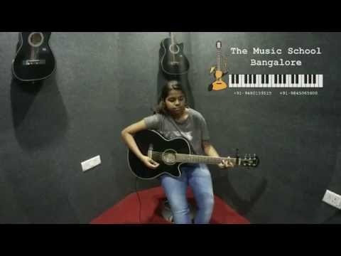 Ananya Prasad - Kill'em with kindness - The Music School Bangalore