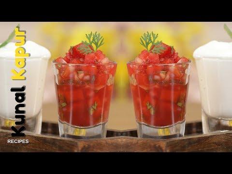 Tomato Dip | Kunal Kapur | Quick Dips Recipes