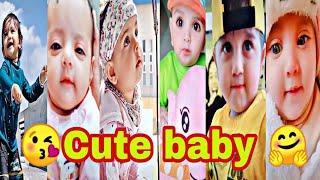 😍Best Cute Babies Tik Tok Video 2020 l 🌹Cute Baby Tik Tok Video 2020 l😘 Beautiful baby tik tok video