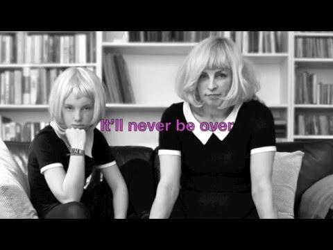 Bettie Serveert feat. Prof. Nomad & Co - Never Be Over (Instrumental version)