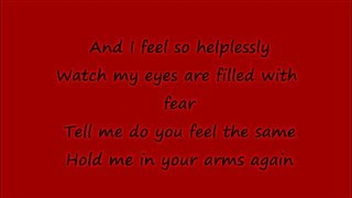 Ellie Goulding feat. Calvin Harris - I need your love lyrics