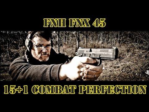 FNH FNX 45 Range Review