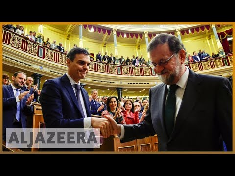 🇪🇸 Spain PM forced to resign over corruption scandal | Al Jazeera English