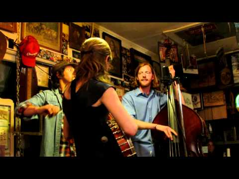 LIVE FROM THE COOK SHACK - THE STRAY BIRDS -