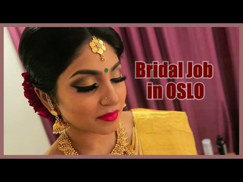 Oslo again | Bridal Job | Vithya Hair and Makeup Artist