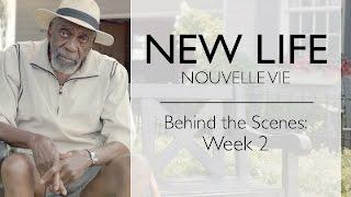 Behind the Scenes on NEW LIFE (Nouvelle Vie): Week 2