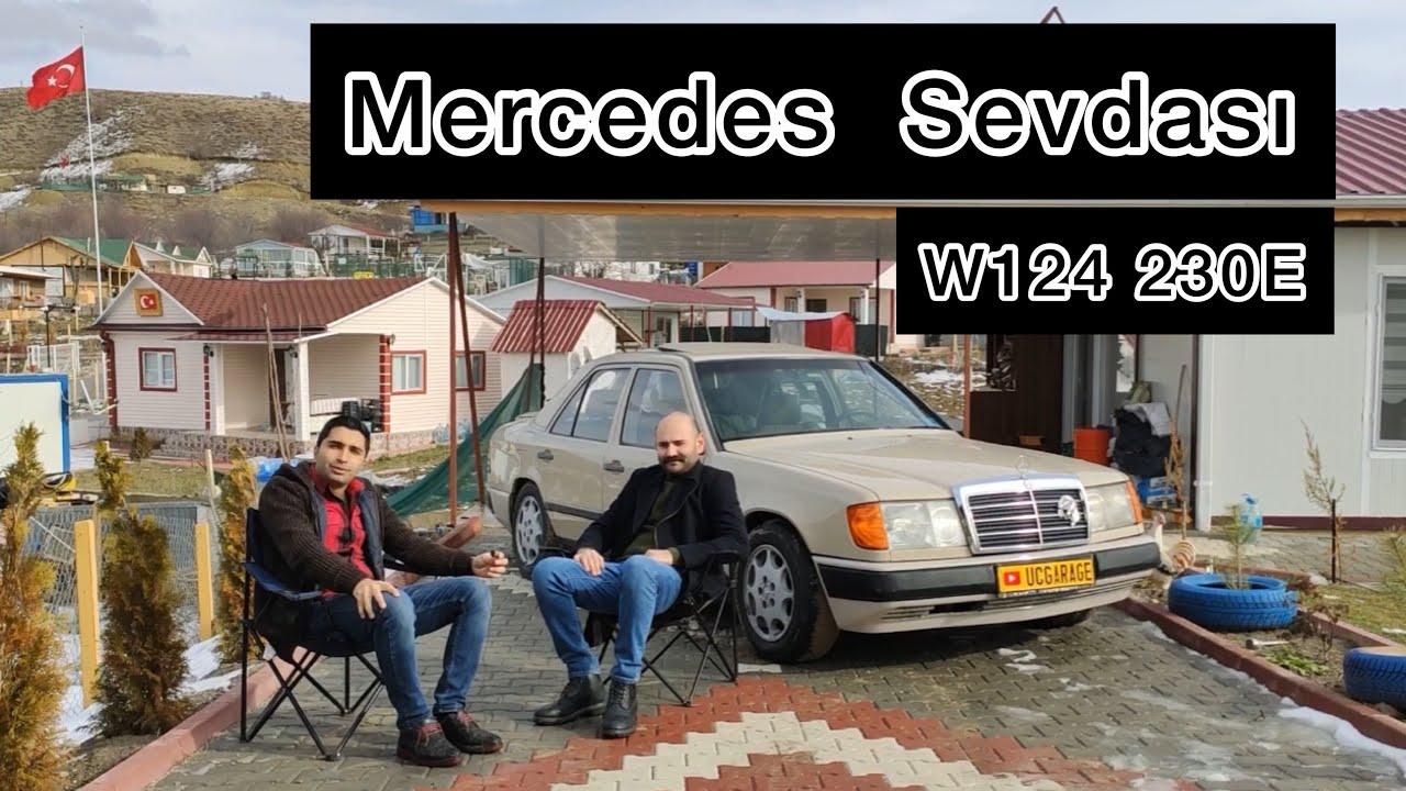 W124 Mercedes 230 E | 230 E Diğer Serilere Göre Nasıl ? | Mercedes Sevdası