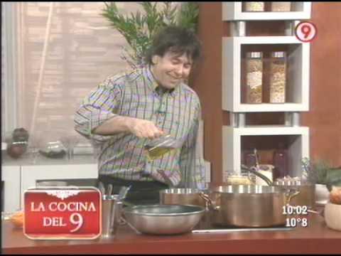 Pasta con salsa scarparo 1 de 2 ariel rodriguez for Cocina 9 ariel rodriguez palacios facebook