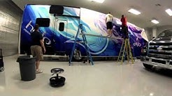 NicoPure RV Full Wraps | The WrapPros @ BB Graphics | Ocala, FL