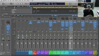 Aux Tracks, Busses and Sends Explained!